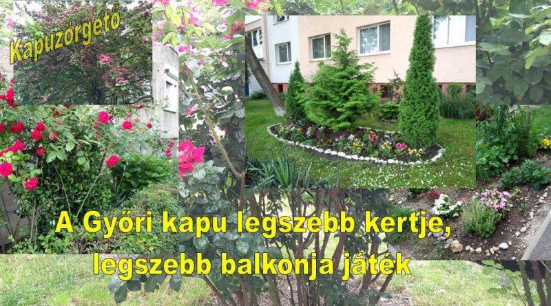 Kapuzörgető kertész klub 1. – kertészkedjünk vegyszermentesen!