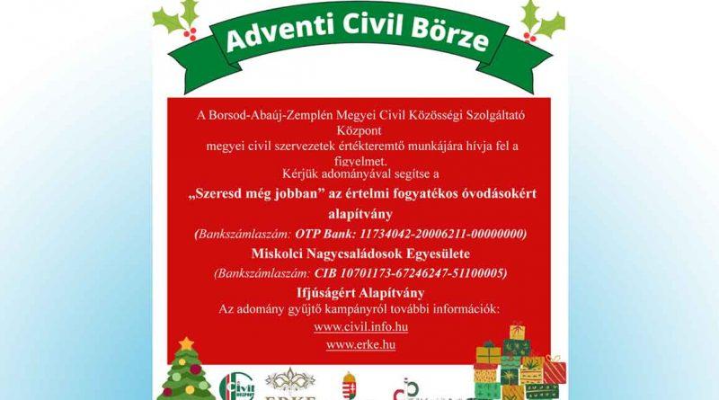 Adventi Civil Börze 2. hét