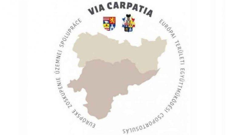 Via carpatia logó